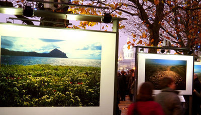 Photographic Exhibition - Sicily the journey